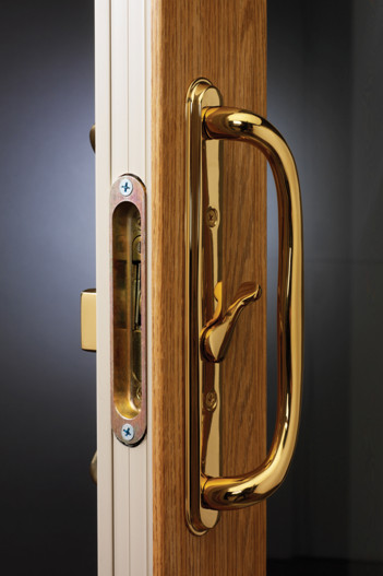 Awesome Handle And Lock (interior View, Brass, Premium Series) Zoom