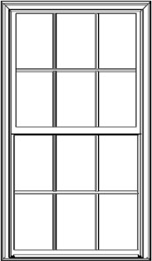 Grids Grilles Glass Dividers House Windows
