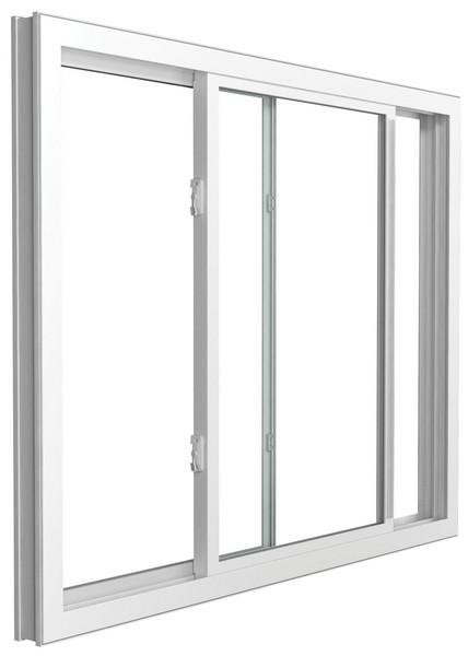 Interior View | White | No Glass Dividers
