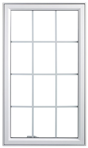 Exterior View | White | Colonial Glass Dividers